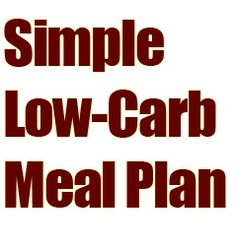 Easy Low Carb High Protein Daily Meal Plan 1900 Calories | 173g