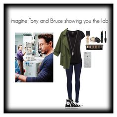 """""""Imagine"""" by abigailmacenzie ❤ liked on Polyvore featuring rag & bone, Pieces, Converse, Amber Sceats, NARS Cosmetics, Clarins, Max Factor, Uncommon, women's clothing and women"""