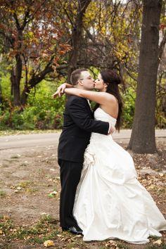 Jake Michelle, Deer Creek Golf Club, Overland Park KS, Wedding Photography | The Mullikin Studio Fall Wedding