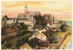 Marienburg.pl :: Zobacz temat - Grafiki Malborka
