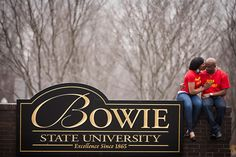 Funmi and Chinatu met at BOWIE STATE UNIVERSITY
