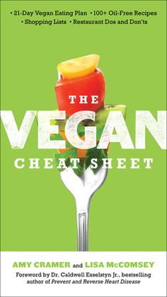 Ever considered becoming vegan? Or just eating a more plant-based diet? Great book written from vegan dietitian that includes: 21-Day vegan transformation guide, idiot-proof recipe section, vegan travel guide, fast-food survival guide, shopping guide, real world how-tos, vegan replacements, and benefits!