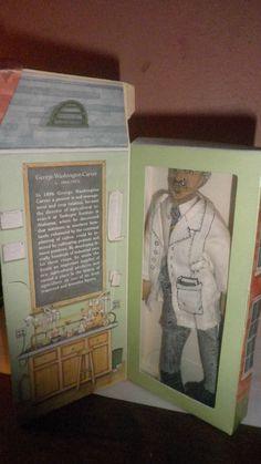 1979 Hallmark Famous American Doll-George Washington Carver Black History Mnth