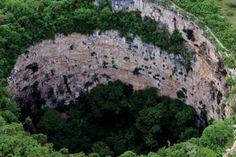 Sima de las Cotorras, Chiapas