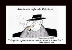 Lula e a Petrobras