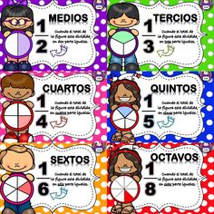 3rd Grade Math, Math Class, Math Properties, Learning Time, Spanish Language Learning, School Posters, Basic Math, Math For Kids, Kindergarten Activities