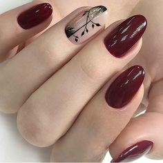 Cute Nail Design Ideas For Stylish Brides Cute Nails, Pretty Nails, Finger Nail Art, French Tip Nails, Cute Nail Designs, Red Nails, Jelsa, Nail Tips, Nail Polish