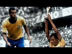 Futebol - Os Gols mais bonitos do Brasil em Copas do Mundo