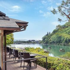 #Repost @robbtravelbruce ・・・ After much anticipation (at least on our part), Robb Report's all-new Passport section debuts this week in our redesigned September issue. A story I wrote on Kyoto kicks off the section, which also features articles on Nepal, Cabo, Langkawi, and more. Shown here is Suiran, a Luxury Collection Hotel, on the banks of Kyoto's Hozu River. @robbreport @suiran_kyoto @theluxurycollection @cazenove_and_loyd #theluxurycollection #robbreport #suiran #kyoto