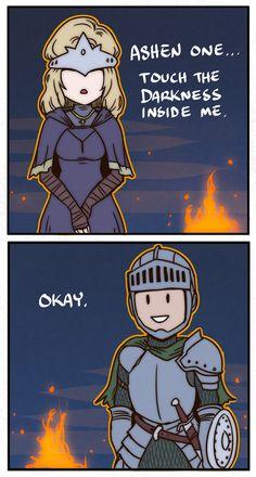Dark Souls 3,Dark Souls,фэндомы,Fire keeper,DSIII персонажи