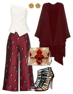 Designer Clothes, Shoes & Bags for Women Miriam Haskell, Roland Mouret, Casual Party, Work Attire, Polyvore Fashion, The Row, Off White, Streetwear Brands, Christian Louboutin