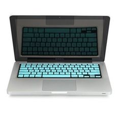 TopCase Silicone Keyboard Cover Skin for Macbook 13-Inch Unibody / Macbook Pro 13, 15 17 Inches with or without Retina Display and Logo Mouse Pad - Light Blue by TOP CASE, http://www.amazon.com/dp/B007QUX65I/ref=cm_sw_r_pi_dp_tCq7qb12F79VT