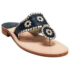 Jack Rogers LLC Palm Beach Sandal #VonMaur #SpringFashion #Sandals