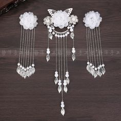 Hanfu, Hair Jewels, Head Accessories, Ancient Jewelry, Hair Sticks, Hair Ornaments, Diy Jewelry Making, Hair Pieces, Wire Jewelry