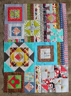 Jaffa quilts: Gypsy Wife {the July edition}