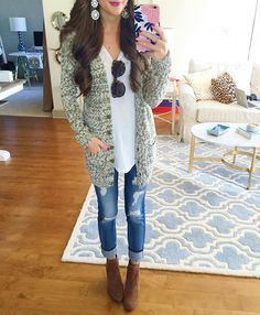 This cardigan is on sale!