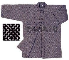 Genuine Aizome Edo Sashiko Dogi
