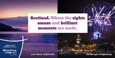 You should enter Visit Scotland. There are great prizes and I think one of us could win!