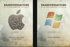 Brandversations - Apple & Microsoft