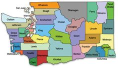 401 Best State Washington State Ellensburg and Seattle separate