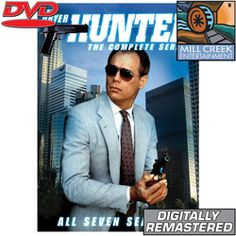 Seriously.  The Complete Hunter Series on DVD.  $39.99.  Speechless.