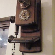 New technology. Circa 1908.