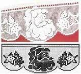 barrados de crochecom motivo medieval - Resultados Yahoo Search da busca de imagens