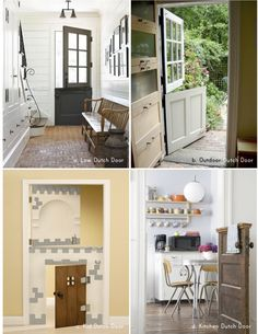 Find This Pin And More On Sitlonger Studio By Fabricsamsara. I Have Always  Loved Dutch Doors.
