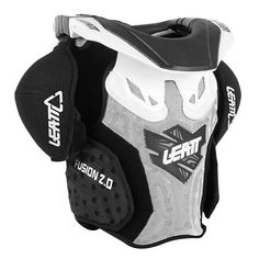 Leatt - Fusion 2.0 Vest Jr. Youth Neck and Body Protection (Youth)