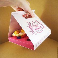 """Купить Упаковка для мыла """"Домик"""" - фуксия, коробки для мыла, упаковка для мыла, коробки для косметики"""