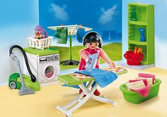 Laundry Room - PM Canada PLAYMOBIL® Canada