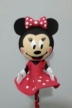 Fofulapiz minnie mouse