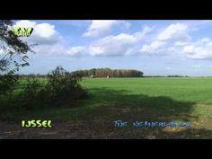 Ruimte voor de Rivier: Veessen - Aanleg Hoogwatergeul #02 - YouTube