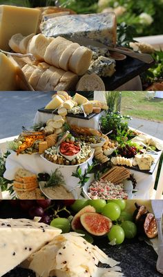 the artisan cheese table -just cause