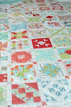farmers wife 3 by croskelley.  This is so beautiful!!!  LOVE!  #quilts #sewing