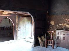 Bayleaf Wealdon Hall || Medieval Interior