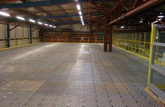 Storage floor 1.