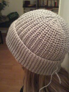 41e9dfca1a5f 67 meilleures images du tableau bonnets en 2019   Knit caps, Knit ...