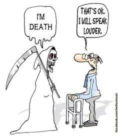 Death...