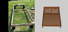 DIY Easy Pallet wood Reclining Sun Lounger Diy Pallet Projects, Cool Diy Projects, Outdoor Projects, Pallet Ideas, Garden Projects, Wood Projects, Garden Ideas, Outdoor Decor, Pallet Wood