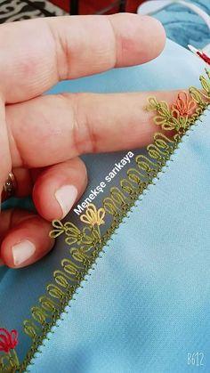 Tatting, Embroidery, Needle Tatting