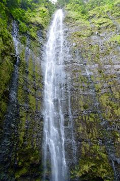 Maui Secrets: Hana Highway Waterfall on Pipiwai Trail