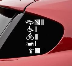 Top 17 Stickers For All Petrolhead Types | eBay