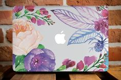 Beautiful Bouquet MacBook 12 Laptop Cover by CreativeMacBookCases