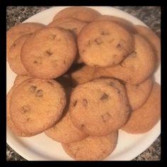 Chocolate chip cookies  #chocolatechipcookies  #food #pastry #americancookies