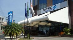 Slaviero Executive Guarulhos Aeroporto Guarulhos Slaviero Executive Guarulhos Aeroporto offers elegant apartments, only 8 km from Guarulhos International Airport. Guests can enjoy free airport shuttle upon availability, an indoor pool and fitness centre.