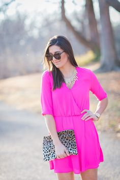 A Southern Drawl: Flirty in Pink