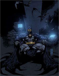 Batman by Marc Silvestri