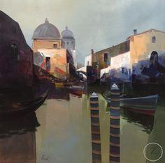 Chioggia Venezia by Pietro Piccoli