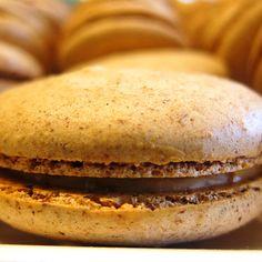 Wowza - Foie Gras Macaron from The Cake Club (by Diamond Hotel)